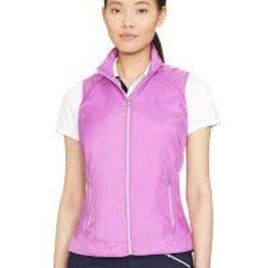 POLO GOLF   Ralph Lauren Purple Vest L